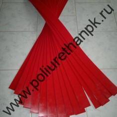 Скребки и полосы полиуретановые
