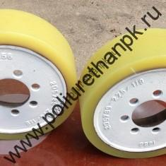 Полиуретановые колёса