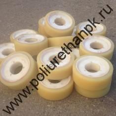Ролики полиуретановые