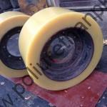 колеса для мусороперерабатывающего производства