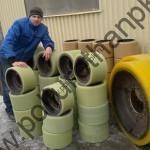 Восстановленные колеса для сельхозтехники